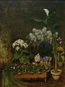 A.Renoir, Das Gewächshaus by AKG  Images