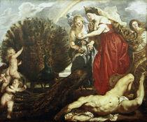 Rubens, Juno und Argus von AKG  Images