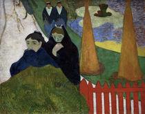 P.Gauguin, Arlésiennes (Mistral) by AKG  Images