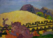 Paul Gauguin / Parahi te marae von AKG  Images