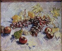 v. Gogh, Stilleben mit Trauben u. a. von AKG  Images