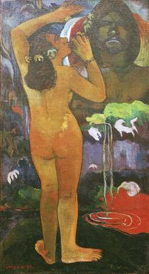 Paul Gauguin / Hina Te Fatou / 1893 by AKG  Images