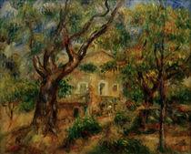 A.Renoir, La Ferme aux Collettes by AKG  Images