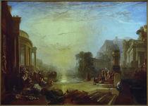 Untergang Karthagos / Gemälde v. W.Turner by AKG  Images