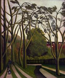 H.Rousseau, Spring landscape Bièvre by AKG  Images