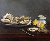 Edouard Manet, Austern von AKG  Images
