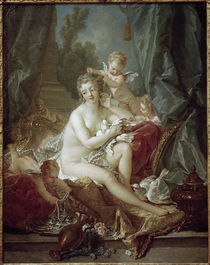 F.Boucher, Die Toilette der Venus by AKG  Images