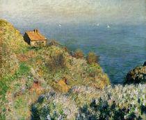 Claude Monet / Cottage at Varengeville by AKG  Images