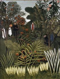Rousseau / Exotic Landscape / 1908 by AKG  Images