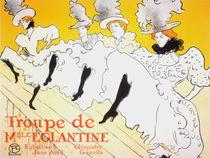 H. de Toulouse-Lautrec / Troupe Eglantin by AKG  Images
