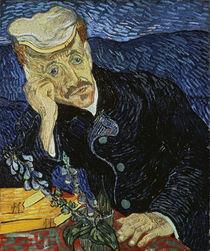 Van Gogh / Bildnis Doktor Gachet/1890 von AKG  Images