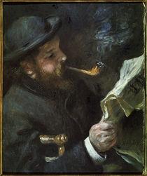Renoir / Claude Monet / Painting by AKG  Images