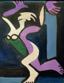 E.L.Kirchner, Tanzender Frauenakt von AKG  Images