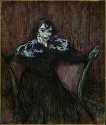 H. de Toulouse-Lautrec / Berthe Bady by AKG  Images