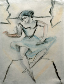A.Macke / Dancer / 1912 by AKG  Images