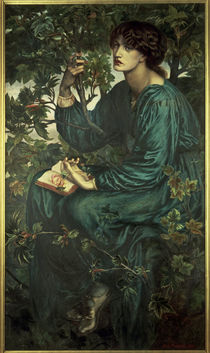 Rossetti / The Daydream / 1880 by AKG  Images
