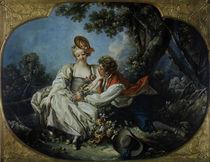 Boucher, Der Herbst/ 1755 von AKG  Images