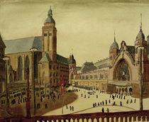 C.Grossberg, Köln, Bahnhofsvorplatz by AKG  Images