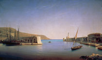 A.N.Mordvinov / View of a Harbour by AKG  Images