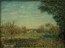 A.Sisley, Septembermorgen by AKG  Images