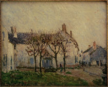 A.Sisley, Straße in Moret-sur-Loing by AKG  Images