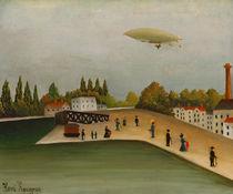 H.Rousseau, Blick vom Quai d'Ivry by AKG  Images