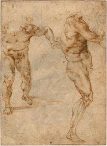 Michelangelo, Zwei Aktstudien von AKG  Images