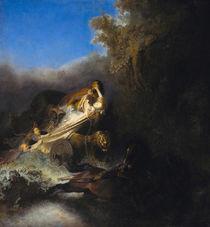 Rembrandt, Raub der Proserpina by AKG  Images