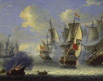 A.Silo, Seeschlacht von AKG  Images