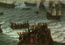 A.Willaerts, Departure Of A War Fleet by AKG  Images