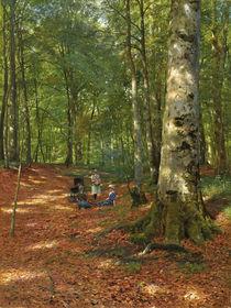 P.Mönsted, In der Waldlichtung von AKG  Images