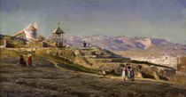 Peder Mørk Mønsted, Afternoon near Athens by AKG  Images