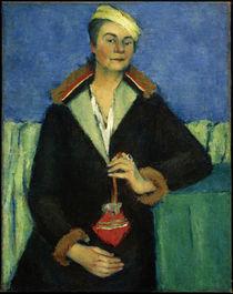 K.Malewitsch, Porträt Jelisaweta Jakowlewa von AKG  Images