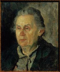 K.Malewitsch, Porträt der Mutter des Künstlers, 1932-1934 by AKG  Images