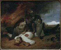 Le Promethée polonais / H. Vernet 1831. von AKG  Images