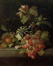 A.Mignon, Früchtestilleben von AKG  Images