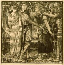 D.G.Rossetti, Joseph vor Potiphar von AKG  Images