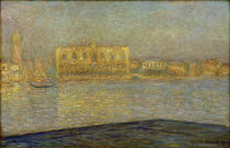 C.Monet, Der Palazzo Ducale by AKG  Images