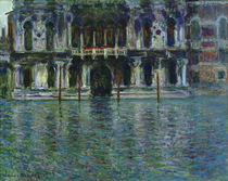 C.Monet, Palazzo Contarini by AKG  Images