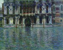 C.Monet, Palazzo Contarini von AKG  Images
