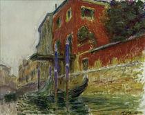 C.Monet, Rotes Haus, Skizze by AKG  Images
