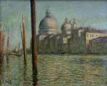 The Grand Canal / C. Monet / Painting 1908 by AKG  Images