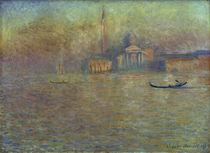 Claude Monet / San Giorgio Maggiore (Venice). by AKG  Images