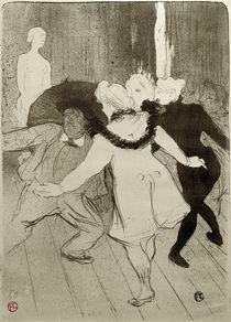 Toulouse-Lautrec, Monsieur Prudhomme von AKG  Images