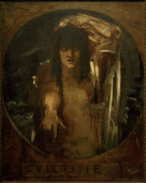 G.Moreau, Das Opfer by AKG  Images