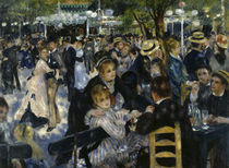 A.Renoir, Moulin de la Galette by AKG  Images