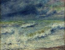 Pierre-Auguste Renoir, Seascape by AKG  Images