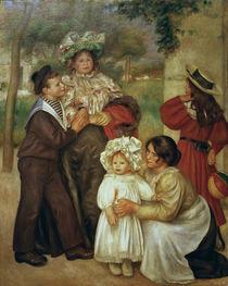 Renoir / La famille d'artiste / 1896 by AKG  Images