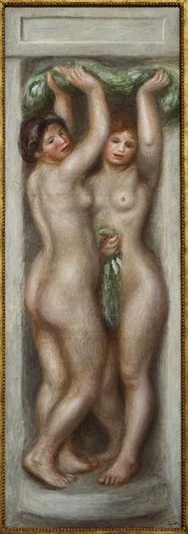 Renoir / Panneaux decoratifs /  c. 1910 by AKG  Images