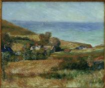 Renoir / Coast near Wargemont / 1880 by AKG  Images